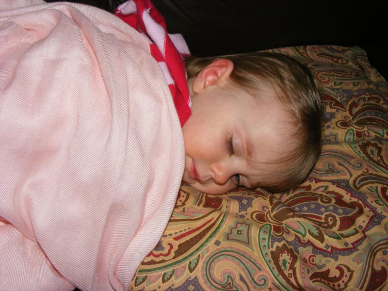 lethargic baby